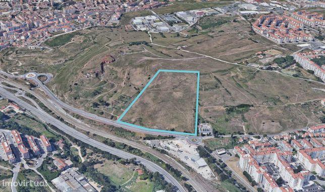 Terreno, 88 652 m², Massamá e Monte Abraão