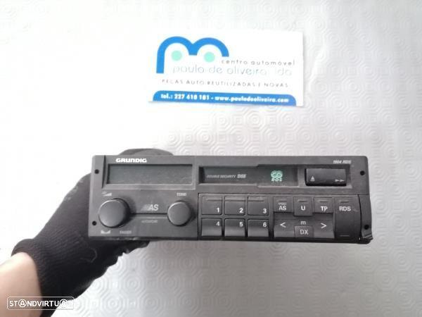 Rádio Volkswagen Golf Iii (1H1)