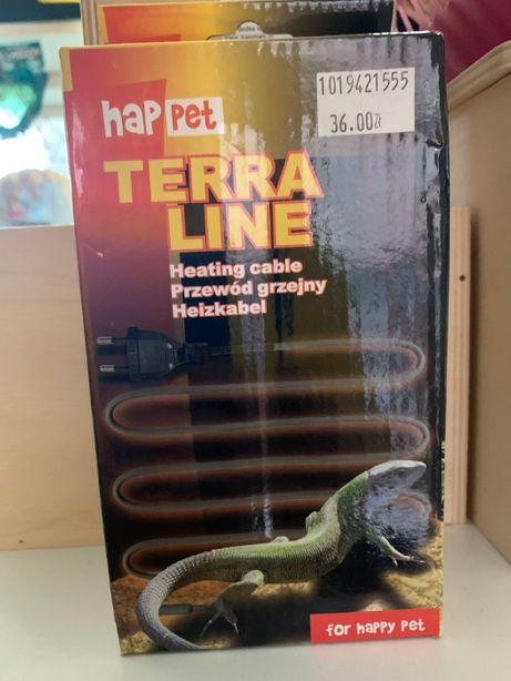 Kabel grzewczy do terrarium hap pet 15w 3m