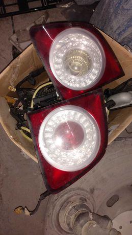 VW Golf V Plus  lampy klapy bagażnika