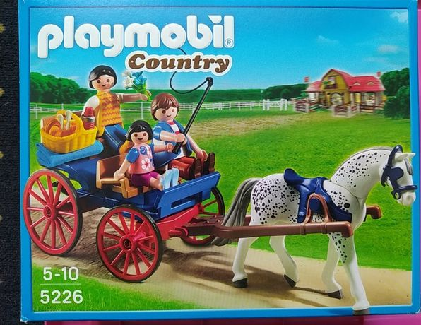 PLAYMOBIL 5226 Bryczka i piknik