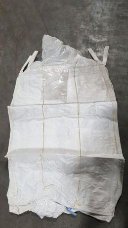Big Bag bags 90/90/185cm na Przemiały PET Wytrzymały Materiał!
