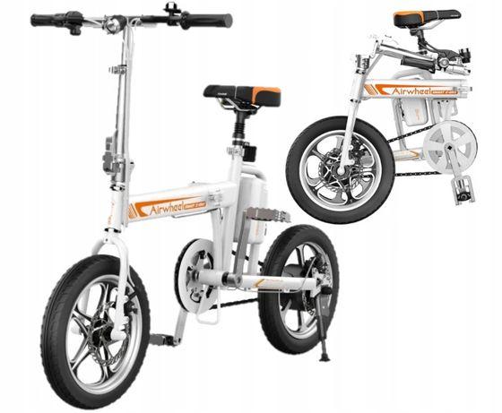 Nowy Airwheel Rower elektryczny składany R5 DARMOWA WYSYŁKA