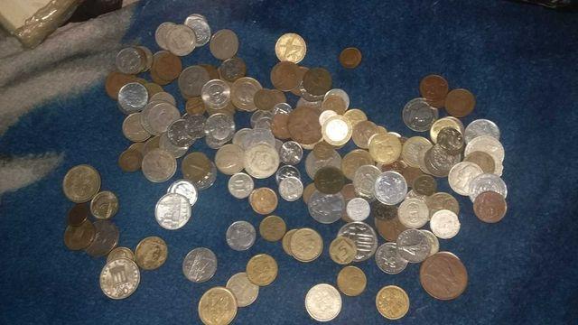 Набор монет для  коллекционера