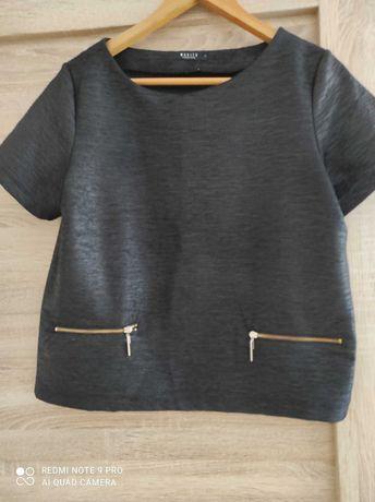 Bluzeczka czarna Mohito