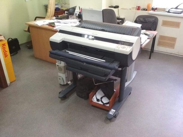 Плоттер CANON IPF 610