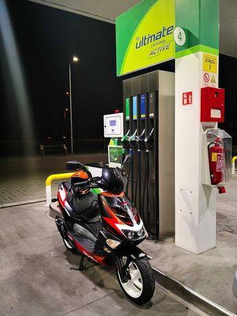 Naprawa skuterów i motocykli - dojazd do klienta Waw