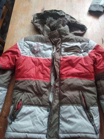 Ciepła zimowa kurta Wójcik 128
