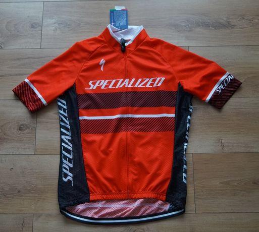Nowa Koszulka rowerowa Specialized RBX Comp M red MTB szosa