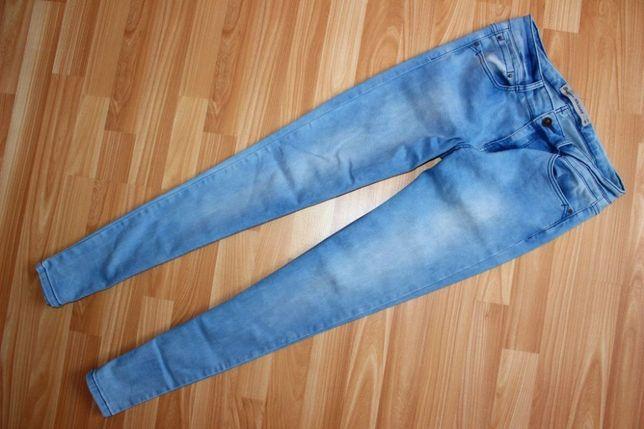 шикарные джинсы super skinny NEW look размер М uk 12 eu 40 44-46 украи