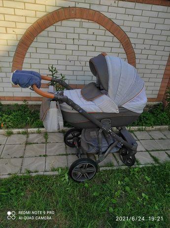 Детская коляска Adamex Prince 2 в 1