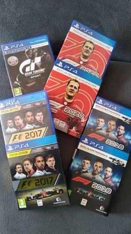 Pudełka po grach PS4 ( BEZ GIER !!! )
