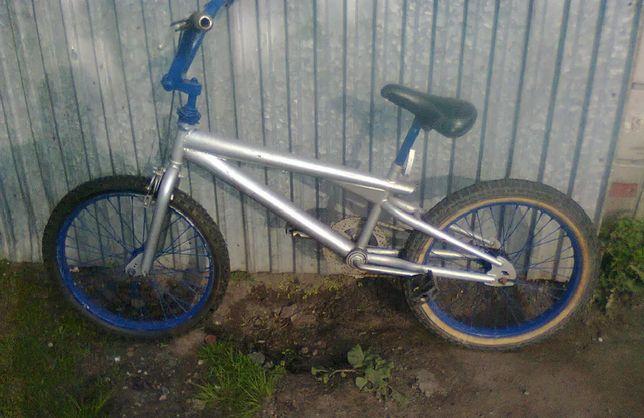 rower bmx zamienie