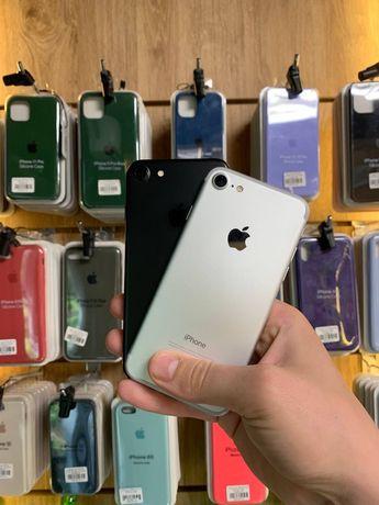 IPHONE 7 32-128GB Black /silver/gold /Rose Neverlock Оригинал 100% бу