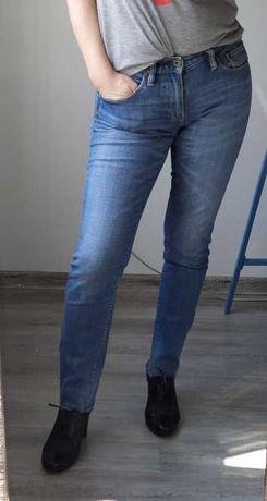 Ralph Lauren Sport fajne przecierane jeansy 28