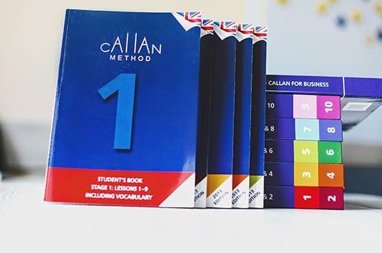 Callan Method (Каллан Метод) Підручники. Рівні 1-12 (PDF+Audio)