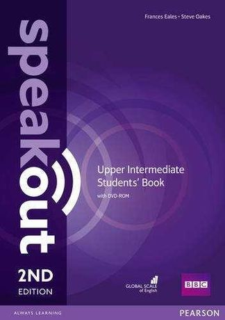 Speakout 2ND Edition. Upper-Intermediate. Students' Book+ DVD-ROM