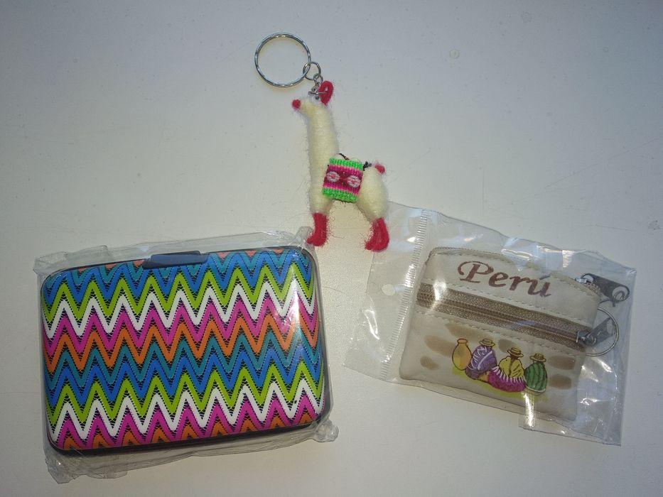 Сувениры, подарки из Перу. Брелоки, визитница Донецк - изображение 1
