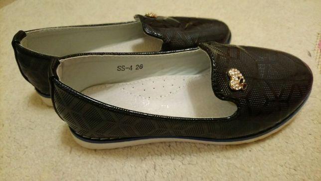 Туфли, туфли для девочки, туфельки, балетки, туфлi для дiвчинки