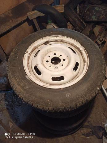 R13 колеса на ваз