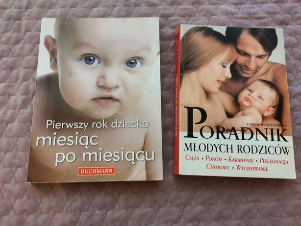 Książki dla przyszłych rodziców