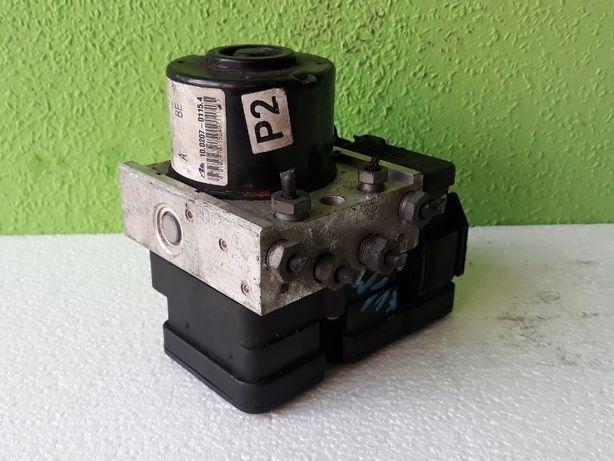 Pompa Moduł Sterownik ABS FORD FIESTA MK6 Fusion