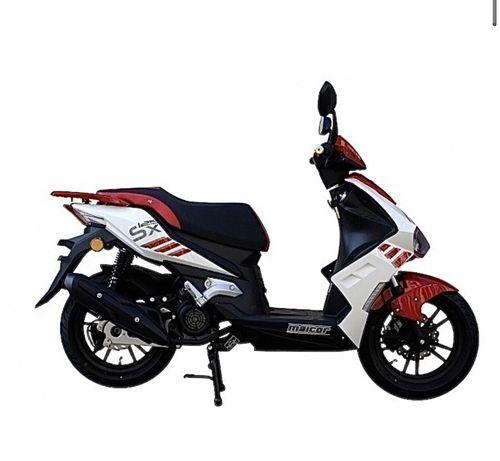 Scooter 125cc 8.4cv azul ou vermelho novas