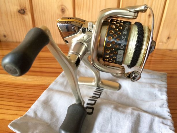 Shimano 06 Twin Power Mg 2500 SDH
