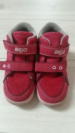 Bejo buty przejściowe lekko ocieplane roz 28