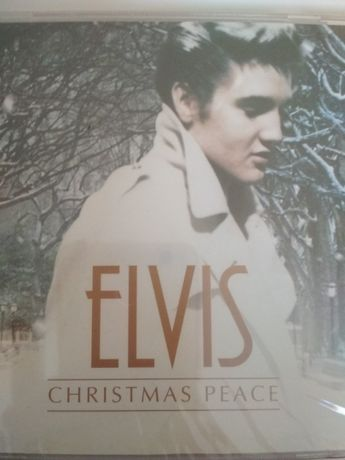 Elvis Christmas peace