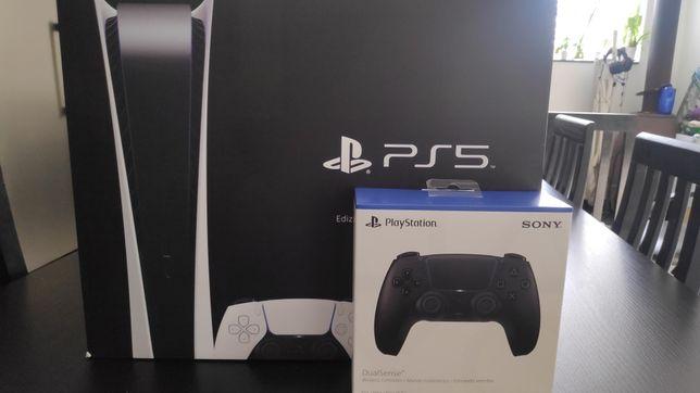 PlayStation 5 digital nova Selada fatura