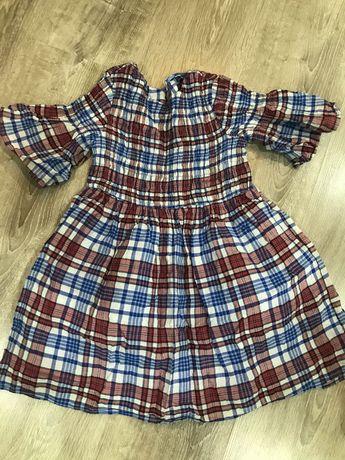 Sukienka ZARA rozm 122 7lat