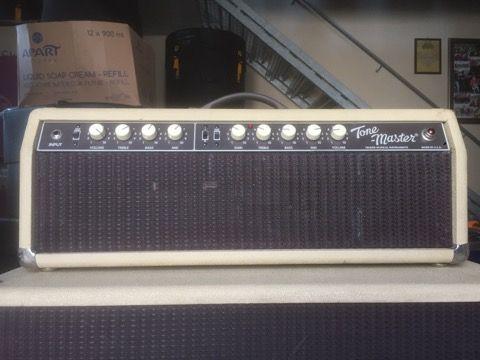 Fender Tone Master Custom Shop USA Head