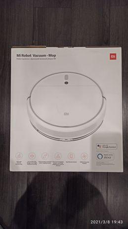Aspirador Robô Xiaomi Mi Robô Vacuum Mop branco Novo comprado em Portu