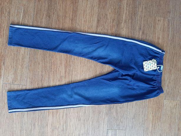 Spodnie dla dziewczynki roz 170