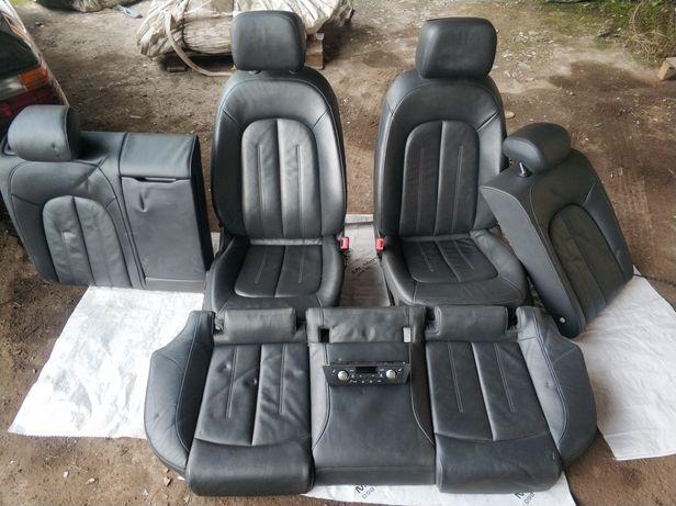 Audi a3 a4 a5 a6 a7 q3 q5 салон сиденья сидушки сидухи кресла крісло
