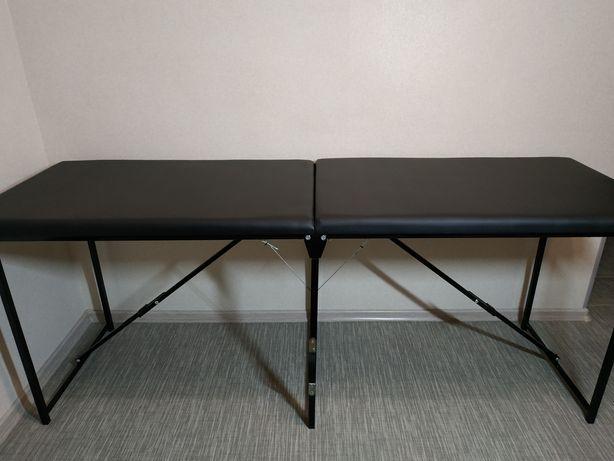 Кушетка, массажный стол, (ручная работа)