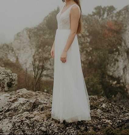 Suknia ślubna Mia Lavi Model 2028
