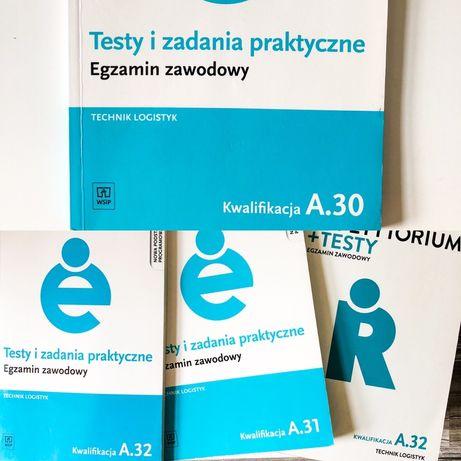 Testy i zadania praktyczne A.30 A.31 A.32 repetytorium