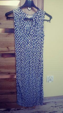 Sukienka ciążowa, do karmienia H&M Mama xs
