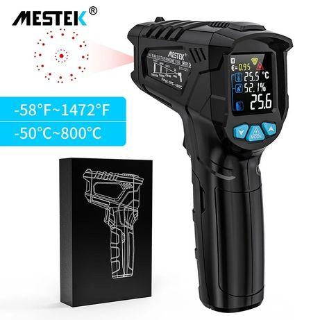 PIROMETR TERMOMETR laserowy bezdotykowy -50 +800