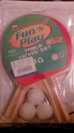 Raquetes Tenis de Mesa