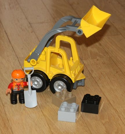 Lego Duplo 5650 ładowarka - kompletny, bez pudełka.