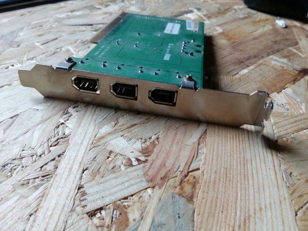 Kontroler firewire belkin f5u501