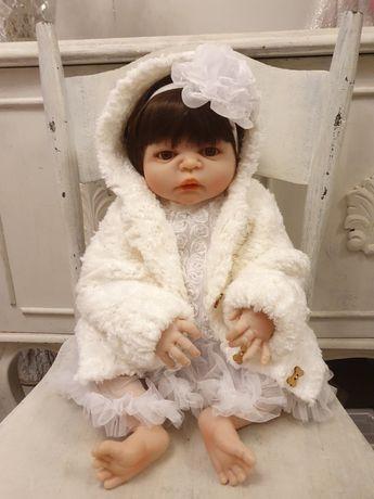 Lalka Tosia jak żywa, realistyczne dziecko jak lalka reborn nowa