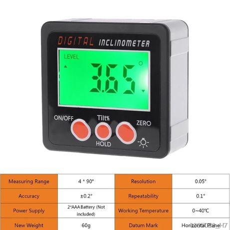Inklinometr poziomica elektroniczna katomierz elektroniczny