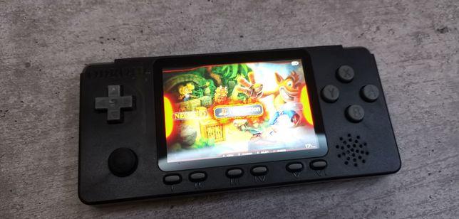 Konsola Handheld Odroid Go Advance OGA Black Retro PS1 PSX