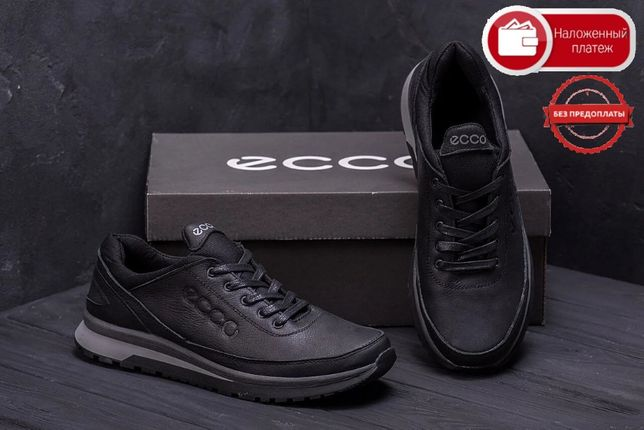 Топ продаж Новые Мужские кожаные кроссовки E-series СІаssіс bІасk