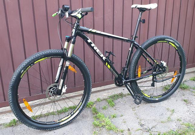 "Trek XCaliber9 29"" 18.5""/19.5"" (L) Документы велосипед найнер RockShox"