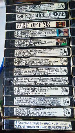Продам видеокассеты.